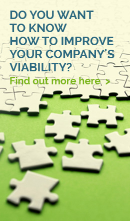 DO YOU WANT TO KNOW HOW TO IMPROVE YOUR COMPANY'S VIABILITY?
