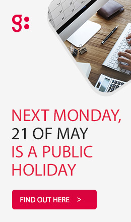 21 of may, public holiday in Barcelona