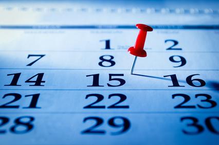 Fechas limite presentación renta 2014