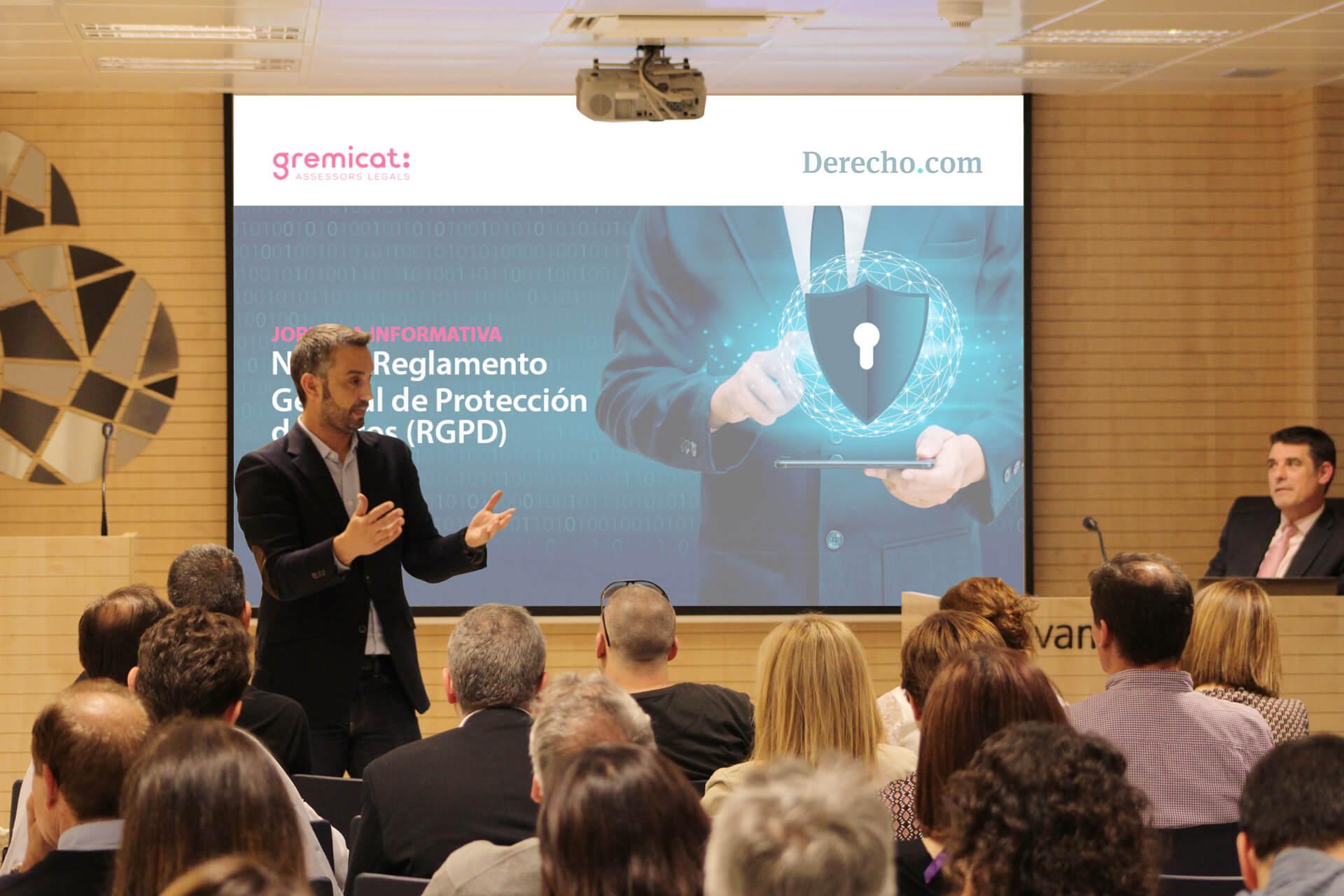 Jornada sobre el nuevo Reglamento de Protección de Datos