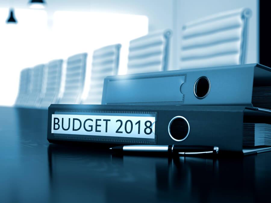 Ley Presupuestos Generales del Estado 2018
