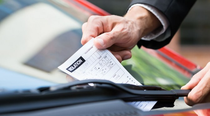 recurrir multas de trafico