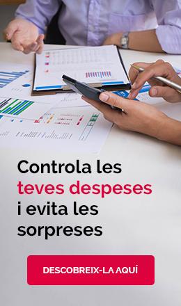 controlar despeses