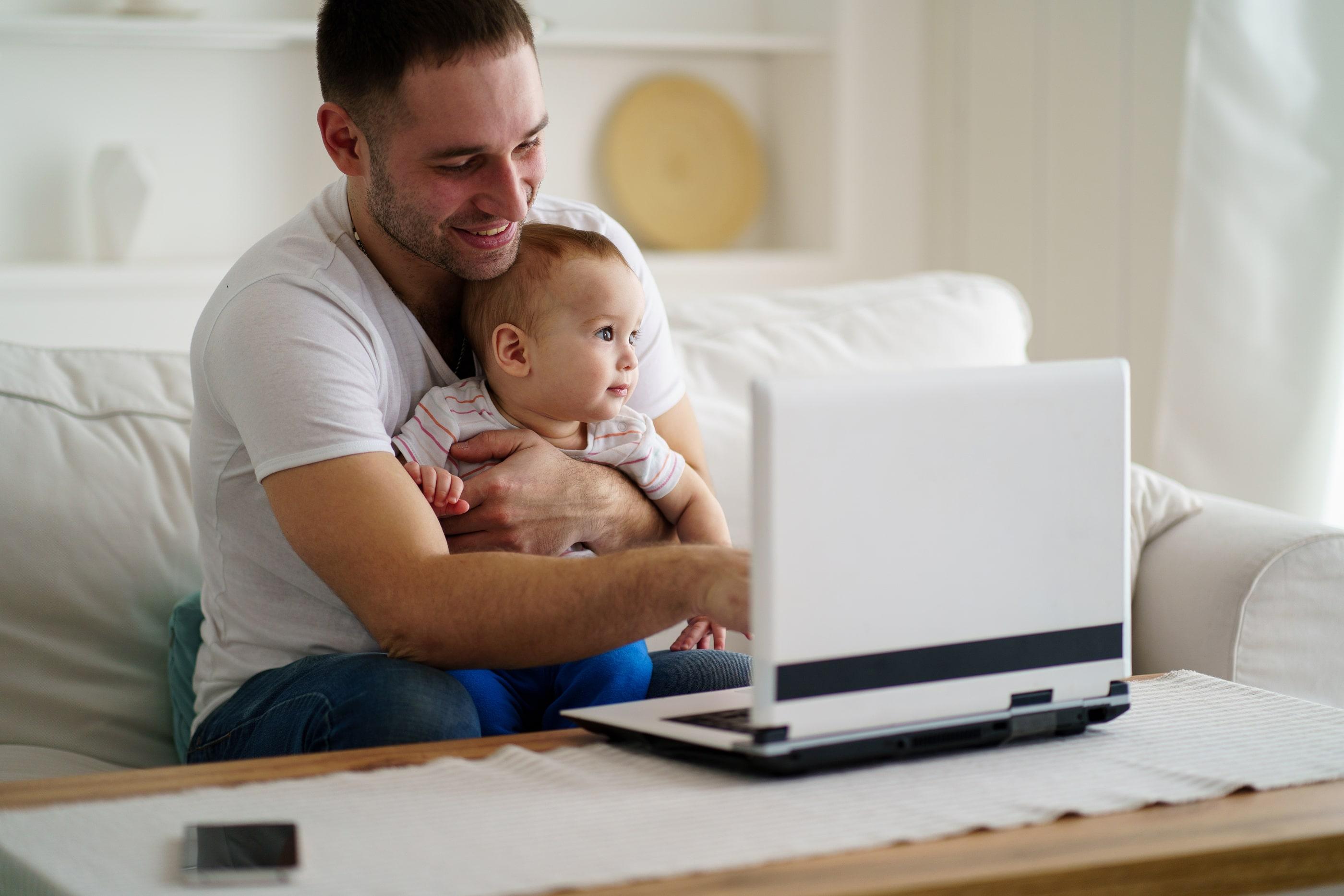 prestacion de paternidad
