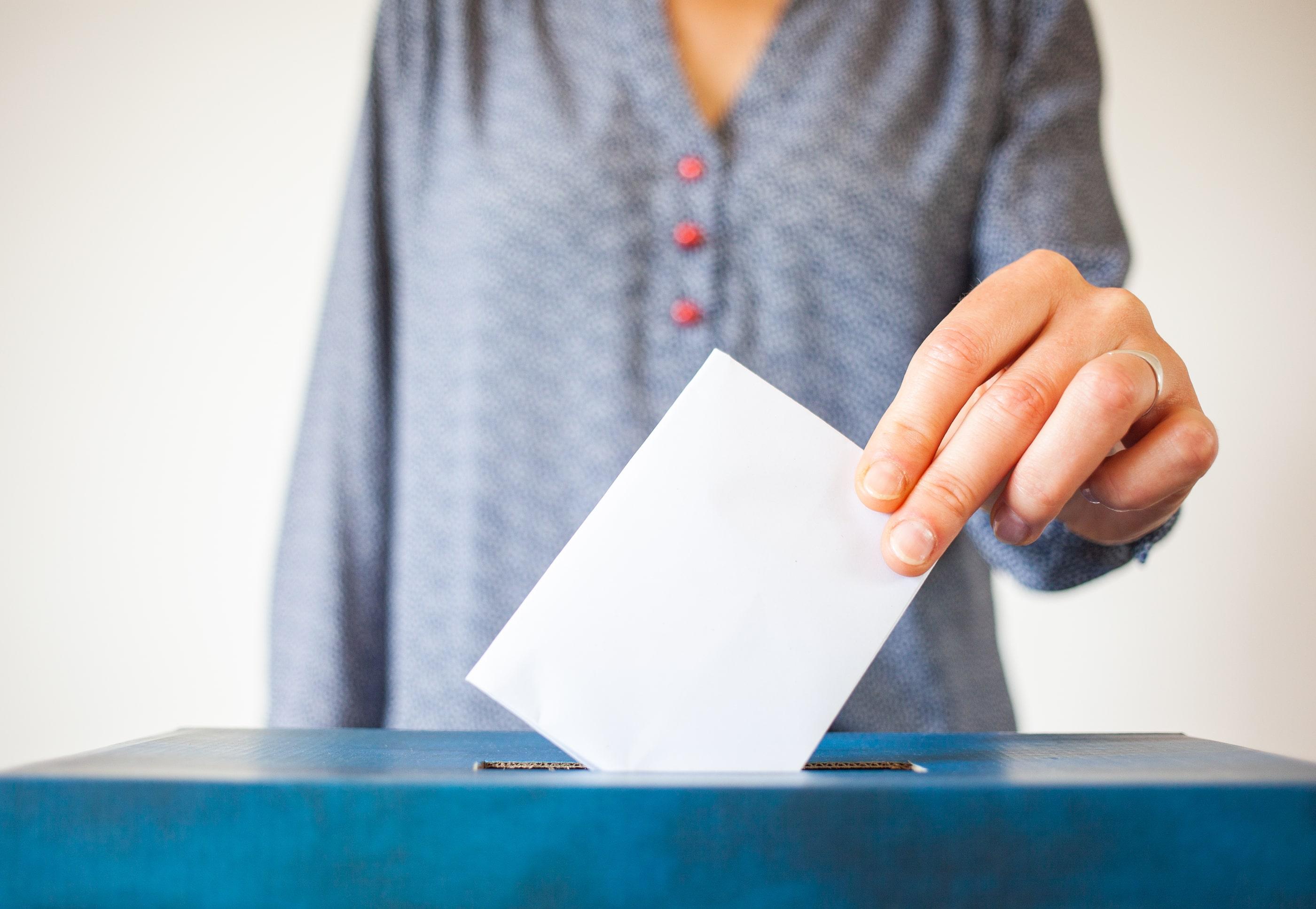 permiso votación