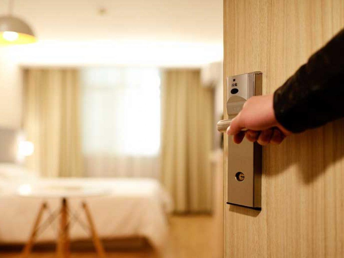 Hoteles y Establecimientos Turísticos Fase 1