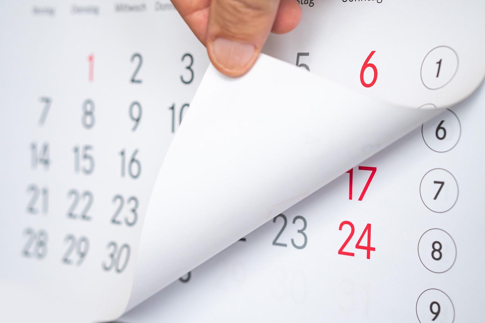 Calendari festes laborals Catalunya 2021